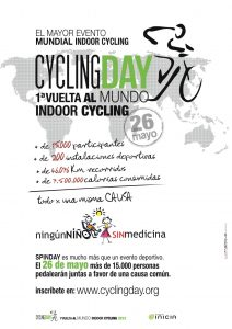 Cycling Day en Olympia